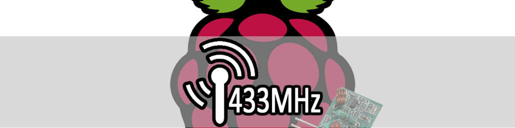 433MHz RF communication to a Raspberry Pi