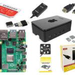 CanaKit Raspberry Pi 4B 4GB Starter Kit