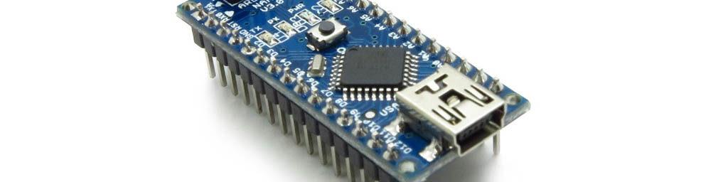 Introducing the Arduino Nano Microcontroller Board