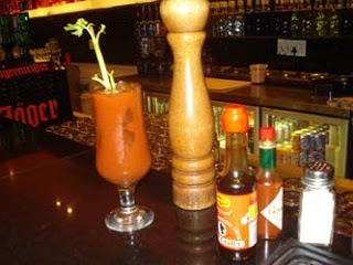 Pursuit to the Perfect Bloody Mary J&B