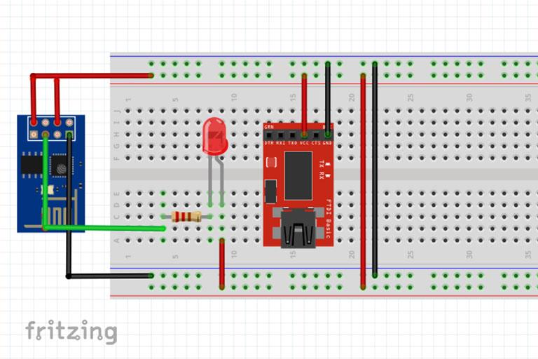 Using the ESP-01's GPIO0 andGPIO2 as output