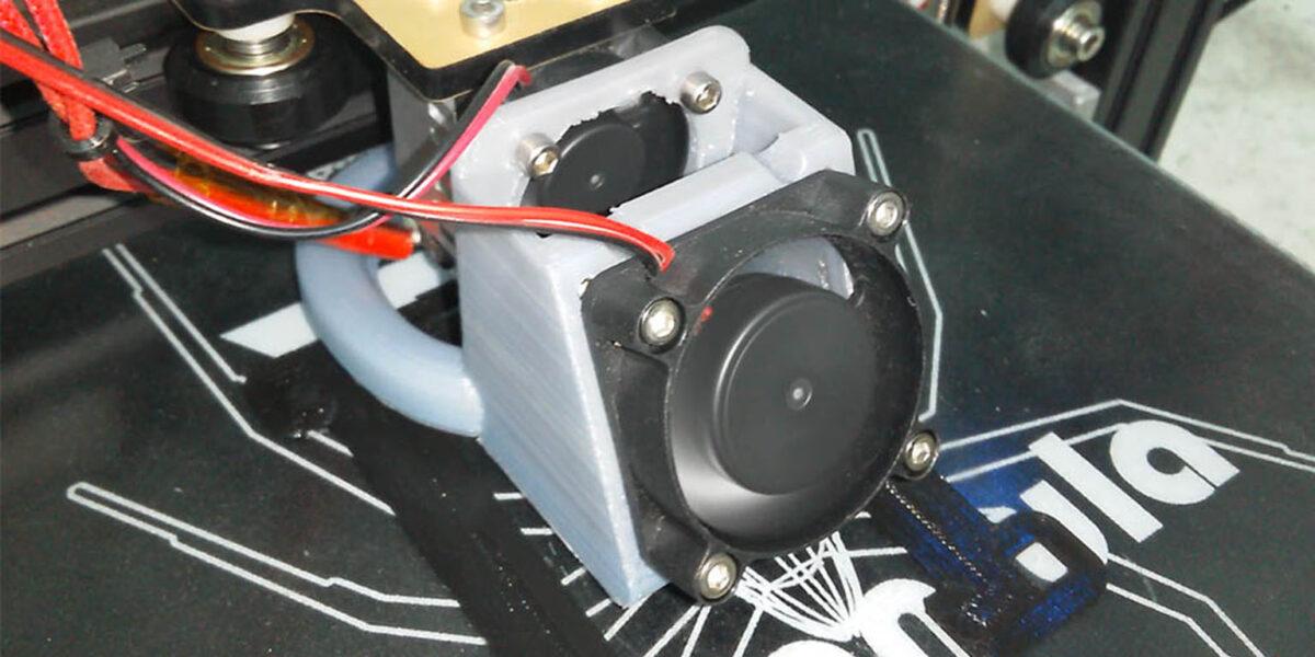 Installing a TEVO Tarantula cooling fan