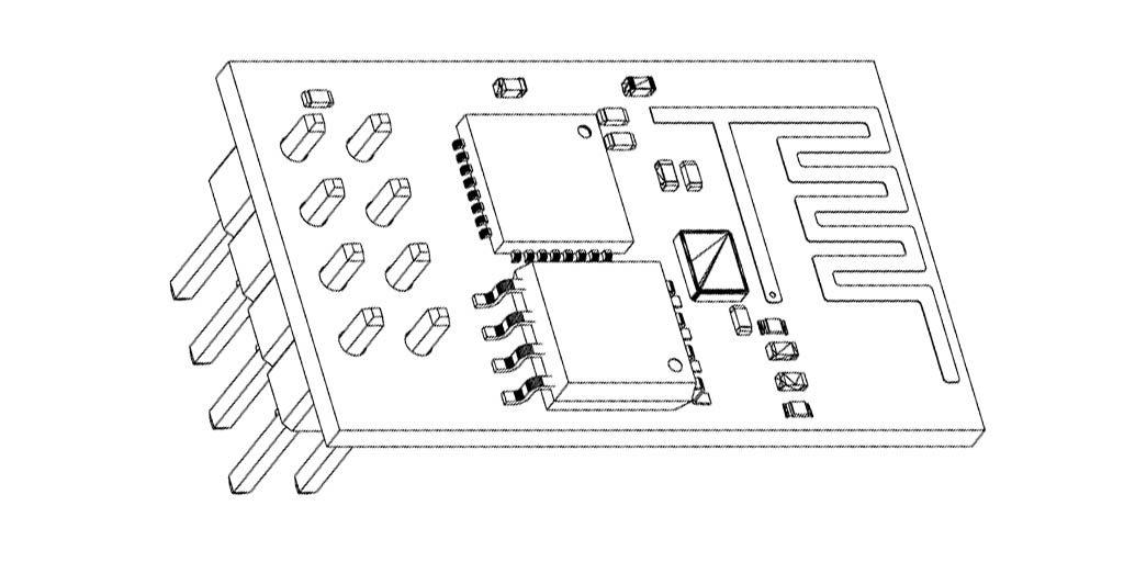 Introducing the inexpensive ESP-01 Wi-Fi module