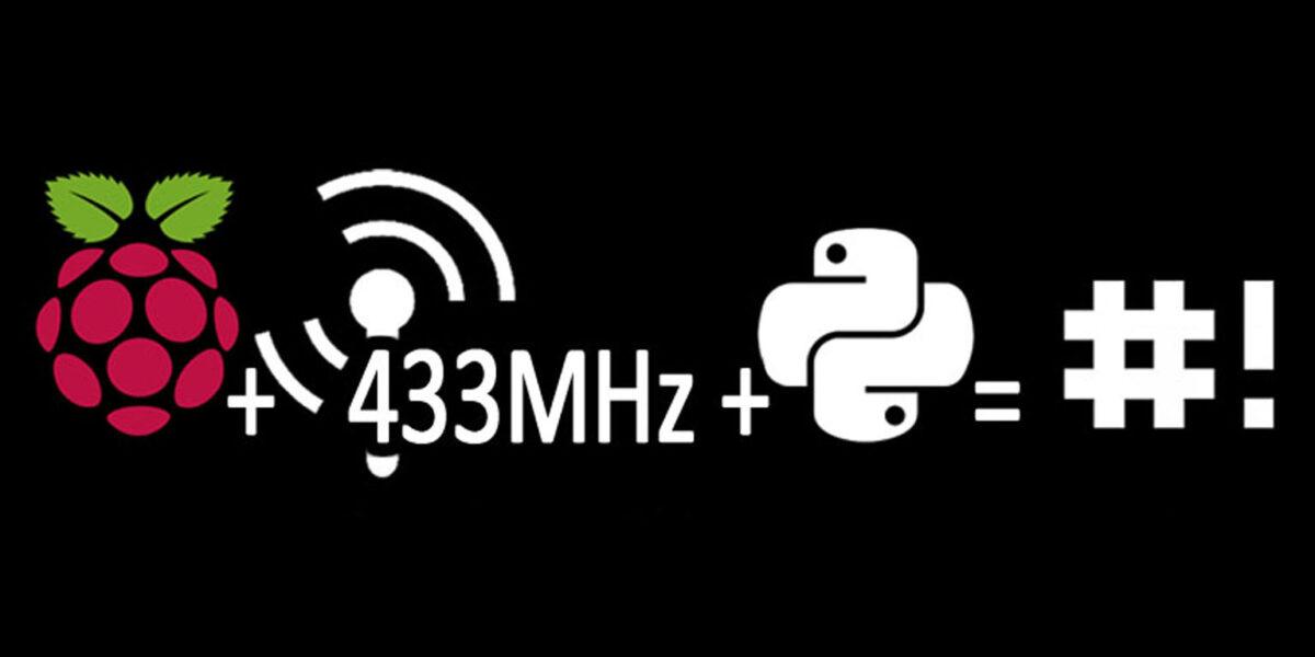 Making the Raspberry Pi use RF signals for logic