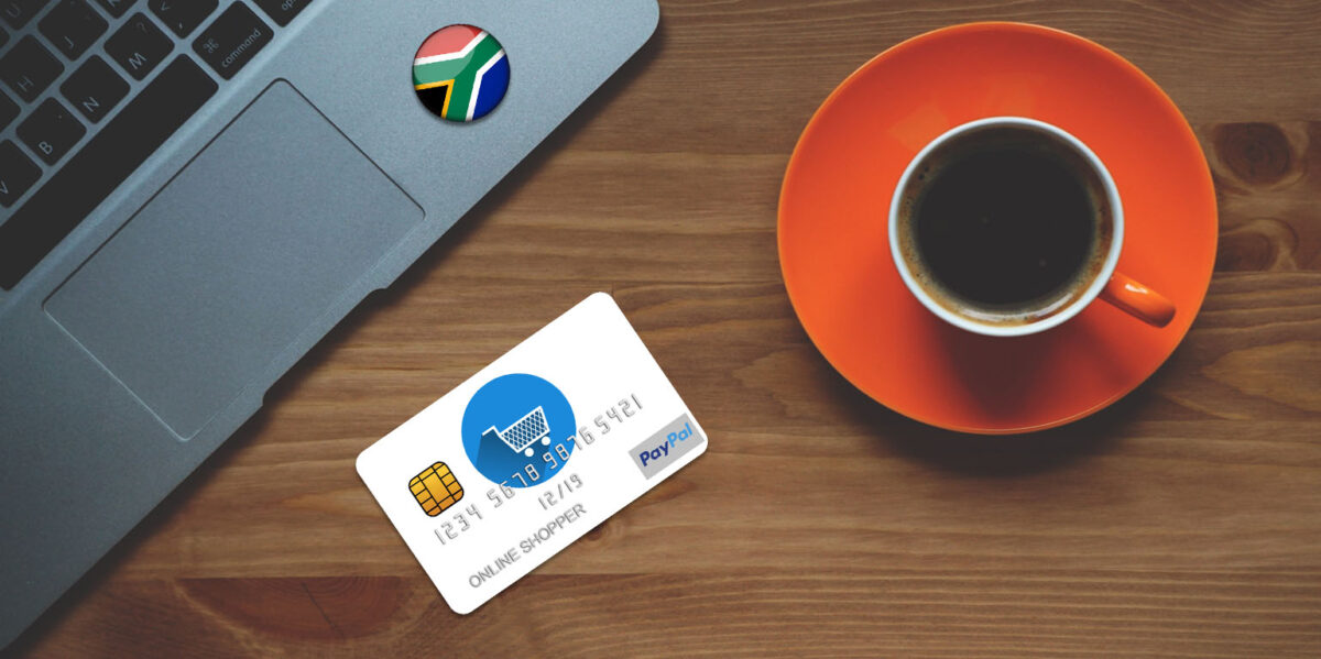 Online South African stores that accepts PayPal