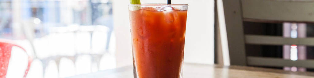 Pursuit of the perfect Bloody Mary