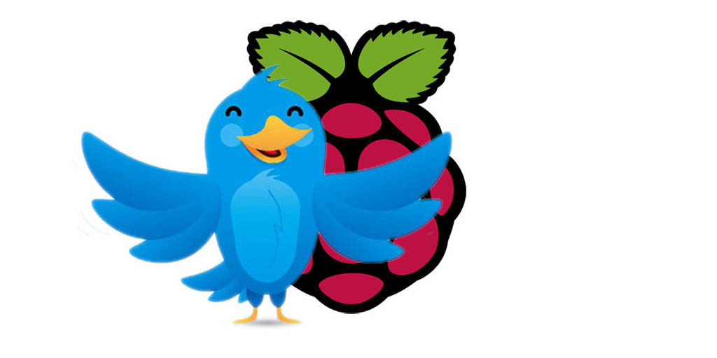 Posting to Twitter from a Raspberry Pi