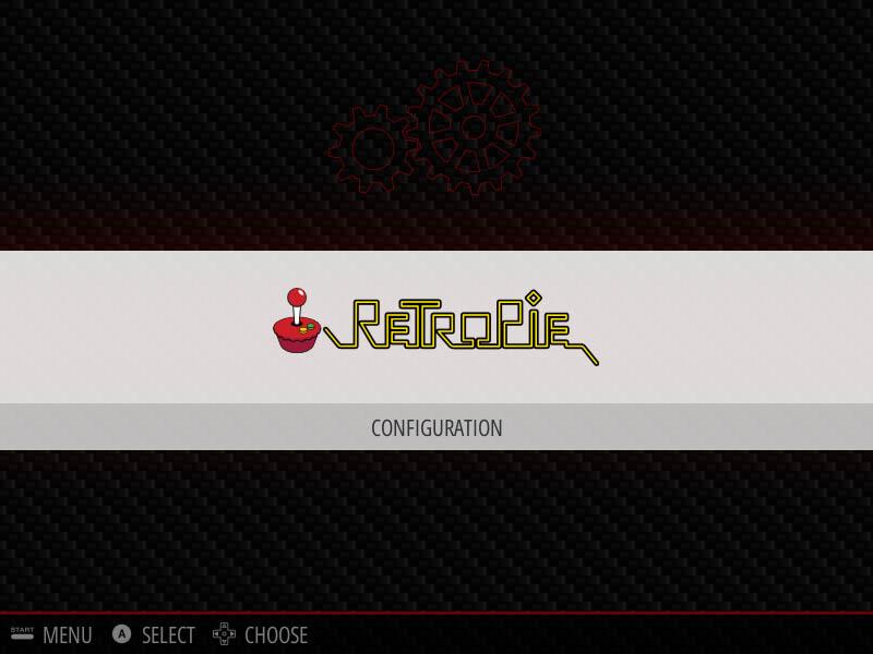 RetroPie Configuration
