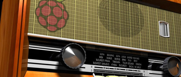 Streaming Internet Radio on the Raspberry Pi