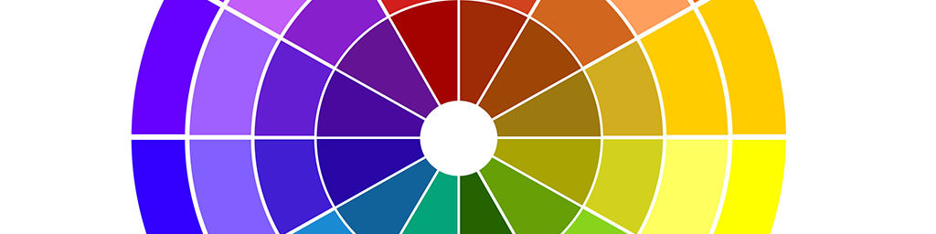 Understanding the colour wheel