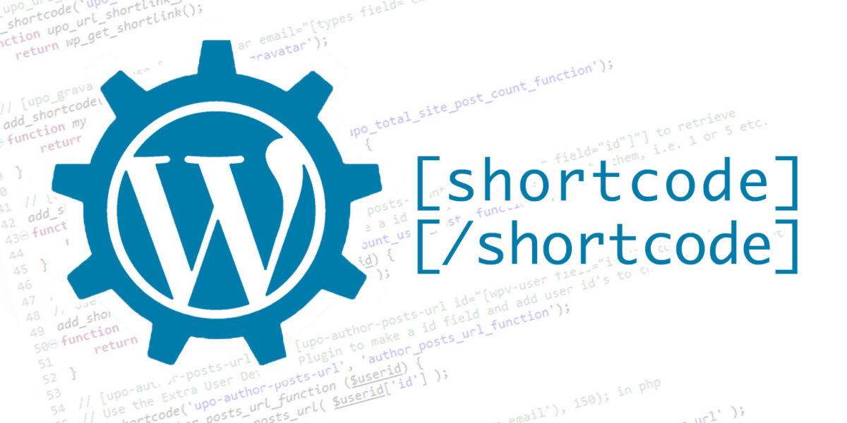 Using shortcodes in WordPress like a boss