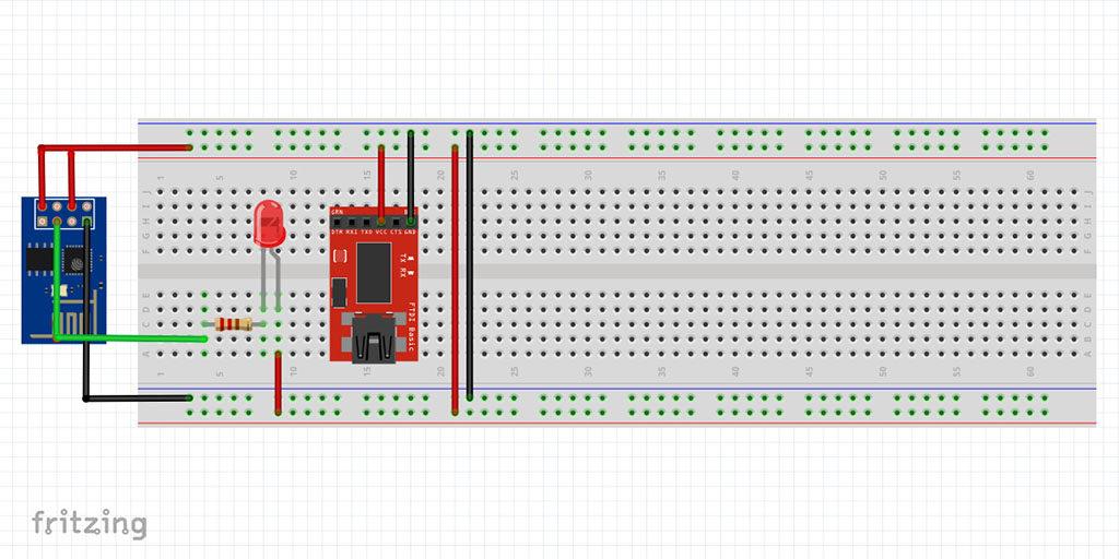 Using the Arduino IDE to program the ESP8266