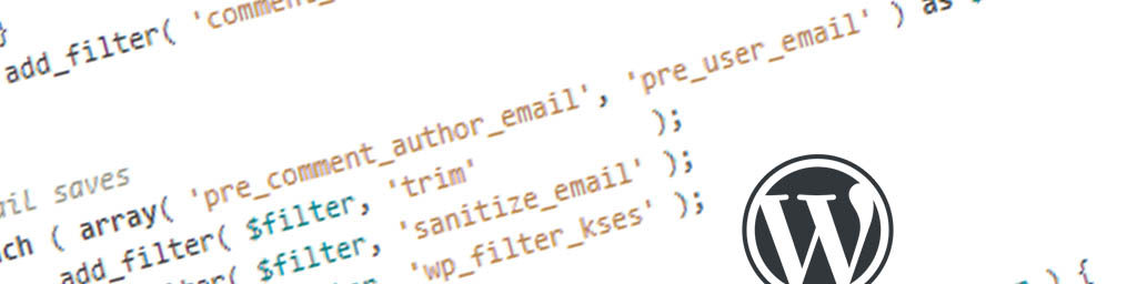 """Using WP's """"the_content"""" function and filter"""