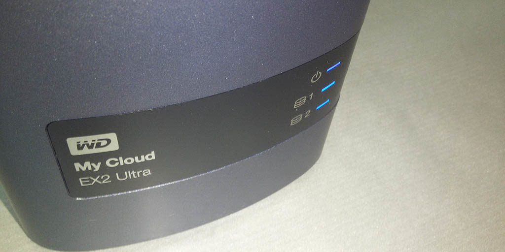 A quick introduction to the WD My Cloud EX2 Ultra