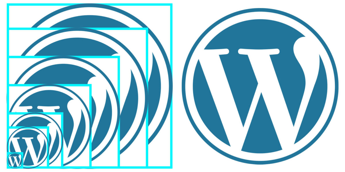 Working with default WordPress image sizes