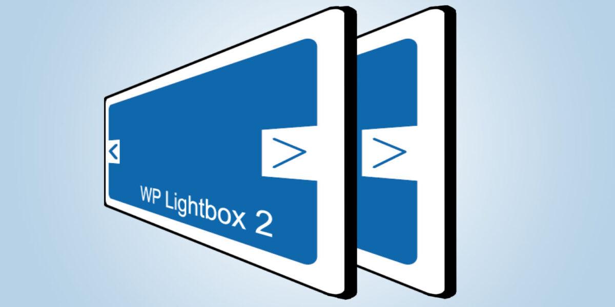 WP Lightbox 2 plugin