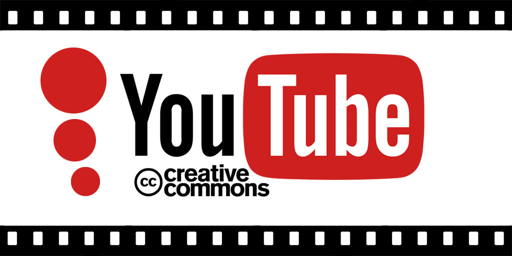 YouTube Creative Commons licenses